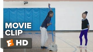The Fits Movie CLIP You Gonna Stay on the Team 2016 Drama HD