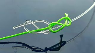 Best 5 Fishing Knots For Braid To Leader Line Mono/Fluoro