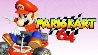 MarioMan64 - Mario Kart 64