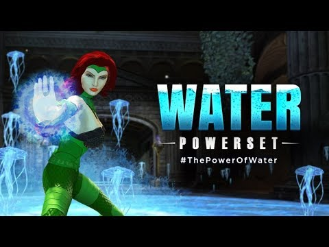 Water Powerset Now Available! [OFFICIAL TRAILER]