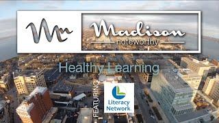 Gambar cover Madison Noteworthy - Literacy Network