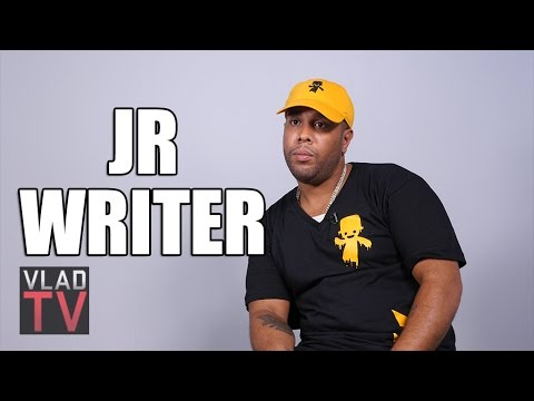 JR Writer Talks Getting in Touch with Cam
