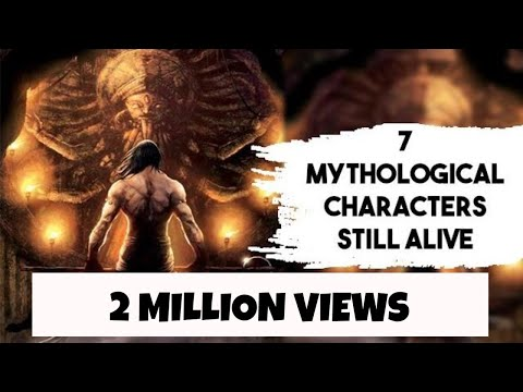 7 Indian Mythological characters who are still Alive   SC #182