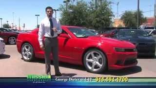 Mission Chevrolet Austin Slaughter Chevrolet Camaro July 2015 Youtube