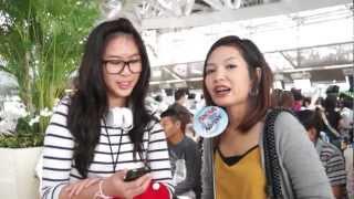 สัมภาษณ์นักเรียนที่ไปเรียนต่อจีน