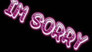 im sorry by jamie rivera lyrics
