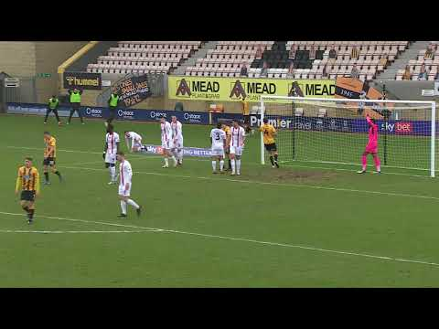 Cambridge Utd Leyton Orient Goals And Highlights