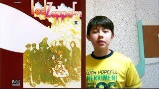 Led Zeppelin - LED ZEPPELIN II Album Review