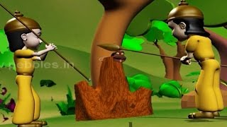 Panchatantra 3D Stories Collection in Kannada | Educational Stories | Cartoon Stories for Kids