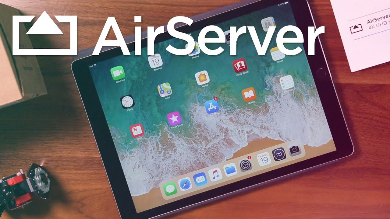 How to screen mirror your iOS 11 device to AirServer Connect