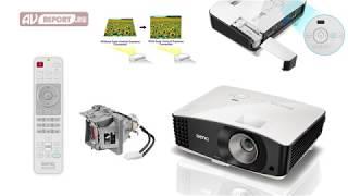 benQ MU706 - беспроводной проектор для офиса и школы