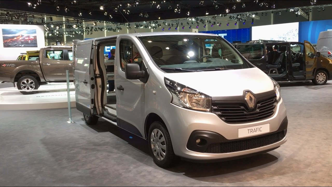 renault trafic 2017 in detail review walkaround interior exterior youtube. Black Bedroom Furniture Sets. Home Design Ideas