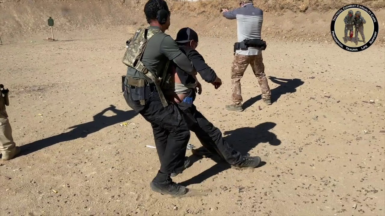 Tactical Combat Casualty Care | Draken Training | Los Angeles