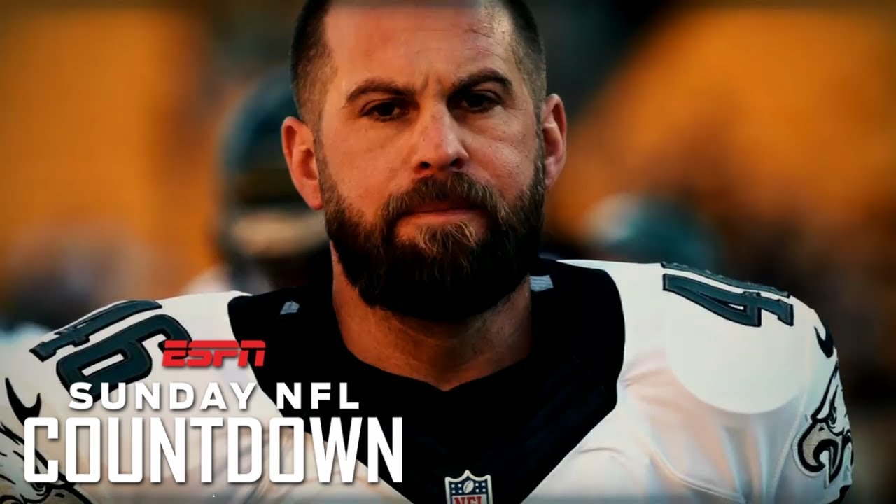 The Saints trade that saved former Eagles long snapper Jon Dorenbos' life | NFL Countdown