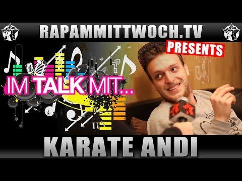 Karate Andi IM TALK MIT Beety Rap über sein Album, Drogen und Pilsator (INTERVIEW)