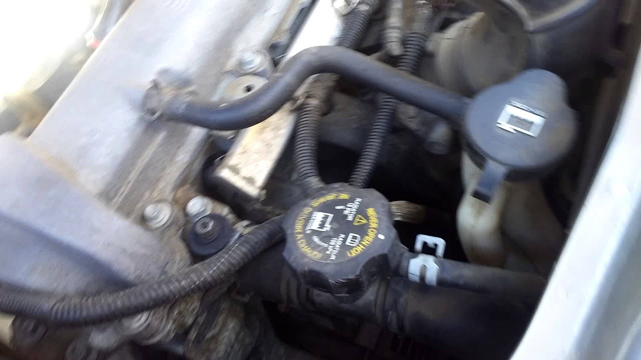 Chevy Cobalt Alternator Wiring