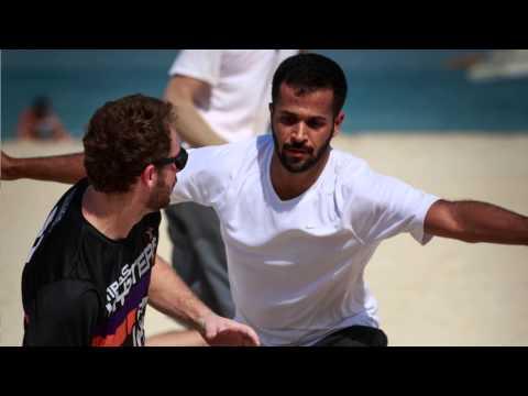 UAE Ultimate player Ahmed Al Shamisi ahead of Dubai World Championships