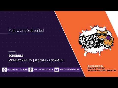 Clemson Sports Live Stream - Episode 47
