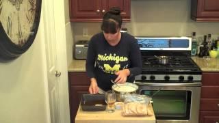 Aish el Saraya-Mediterranean Bread Pudding Recipe DedeMed Style