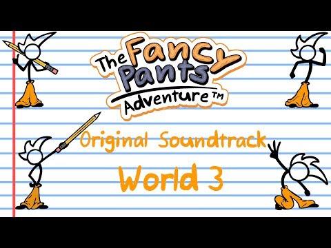 The Fancy Pants Adventure World 3 OST Launch Trailer Theme (Console Version)