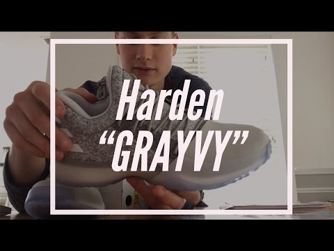 "James Harden Vol 1 ""Grayvy"" / ""Gravy"" Unboxing / Review"