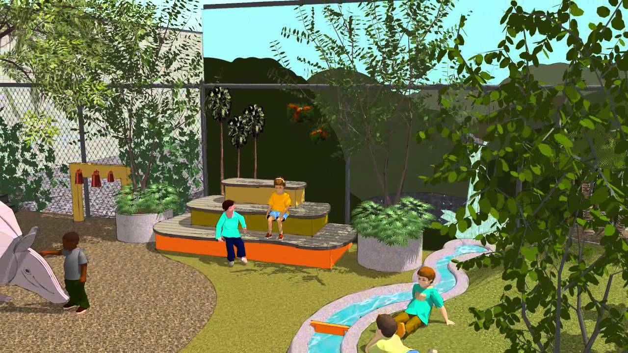 Ecuador School Playground Design - YouTube