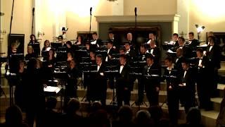 Taneyev Op.27 No.10 - Звёзды - Stars - Croatian Te