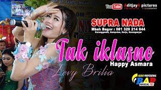 Download Lagu Tak Iklasno - Happy Asmara - supra nada live Jenawi | BAP jilid 1  mr. ndolok mp3