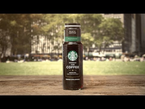 Starbucks Bottled Iced Coffee Brewed For Those Who Love Coffee