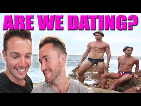 Are We Dating? Underwear Shoot By The Ocean