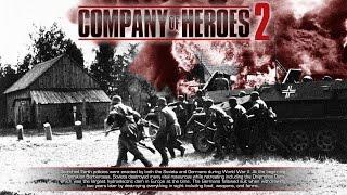 COH 2 Battle cast 2v2 (task force prof) vs (Devils Brigade Whoosahd)