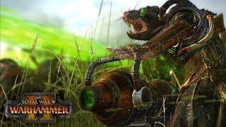 WARPFIRE STARTER | Skaven vs Greenskins - Total War: Warhammer 2 Online Battle 24