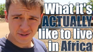 what its actually like to live in africa