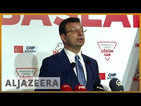 🇹🇷 Turkey election board: Erdogan's AK Party behind in Istanbul race | Al Jazeera English