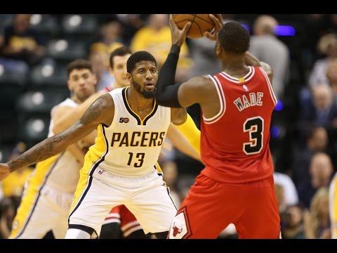 Chicago Bulls vs Indiana Pacers - Full Game Highlights | November 5, 2016 | 2016-17 NBA Season