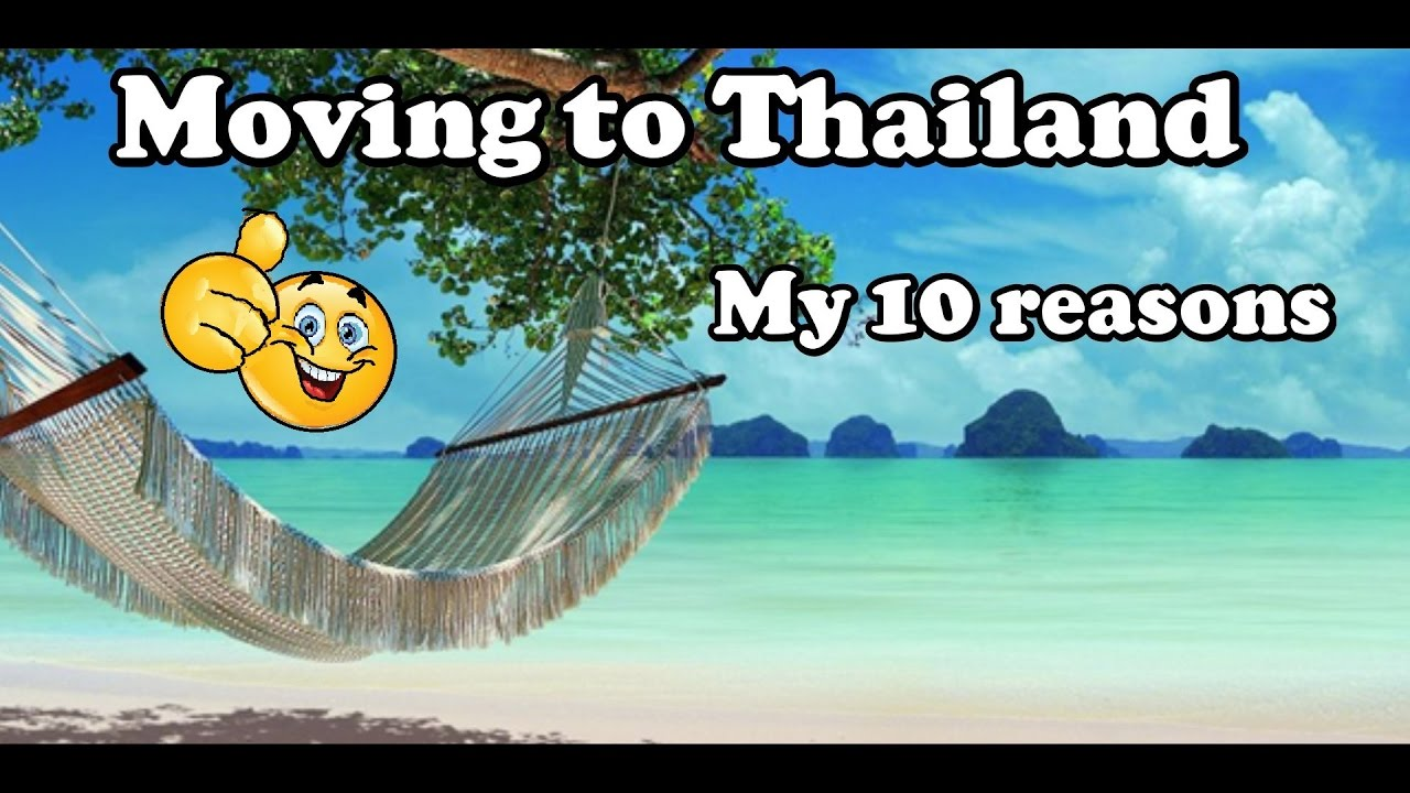 Moving From America To Thailand