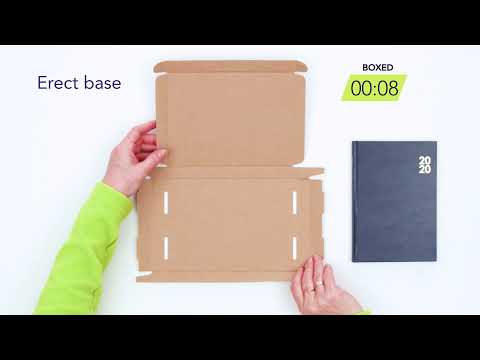 Lil Letterbox - A5 Max Large Letter Packaging