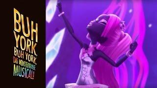 Liebe ist wie ein Sturm Musikvideo | Monster High