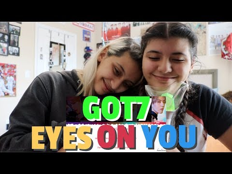 GOT7 'EYES ON YOU' ALBUM REACTION!!!