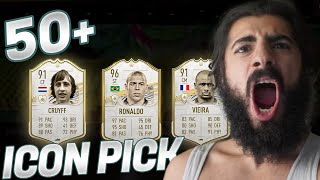 APRIAMO ALTRI 50 PICK ICON MID PRIME DAL DROP SCONCERTANTE