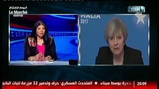 رئيسة وزراء بريطانيا لـإسماعيل: ندعم خطوات الإصلاح الاقتصادى فى مصر