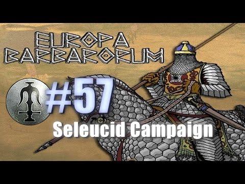 SELEUCID CAMPAIGN - EUROPA BARBARORUM - Rome: Total War #57