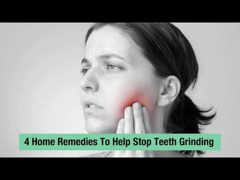 4 Home Remedies To Help Stop Teeth Grinding