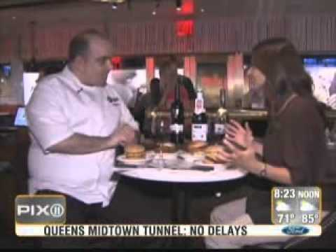 PIX Morning News - Burgers and Wine for Memorial Day