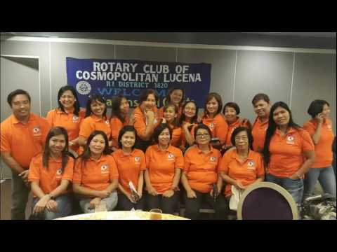 Rotary Club of Cosmopolitan Lucena RID3820 Philippines