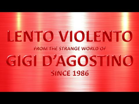 Lento Violento - The History of Lento Violento - mix 002