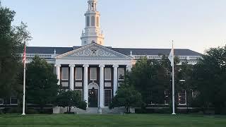 Harvard Business School, Boston 2018