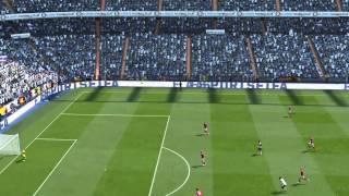 FIFA 15 bend that beckham