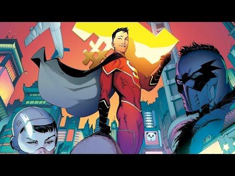 Top 5 DC Rebirth Comics