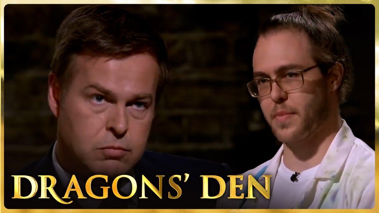 Scientist Triggers Chain Reaction of Bids in the Den | Dragons' Den